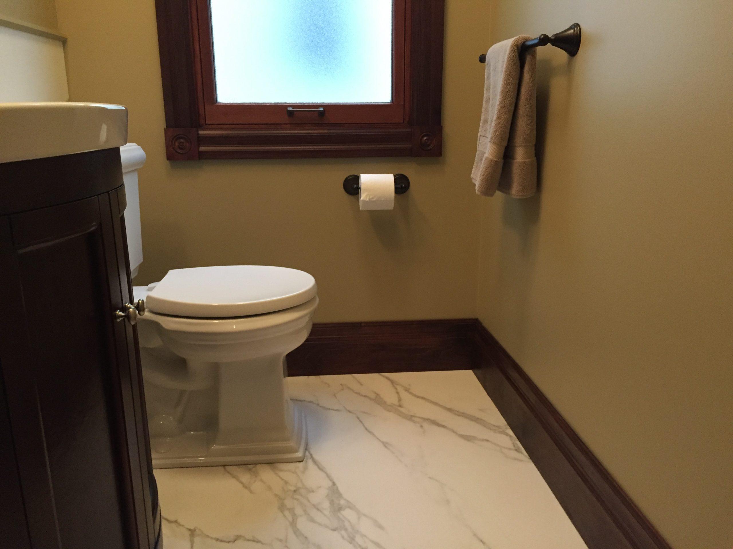 Bathroom Neolith Calacatta Marble Trend Marble