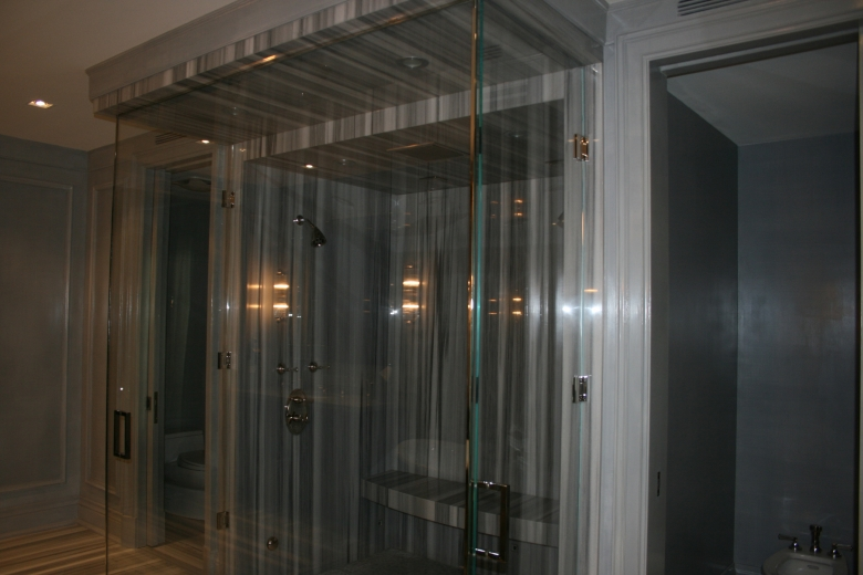 Shower - Metro