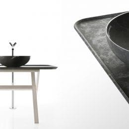 Nabhi Bowl 4 - Nero Marquina