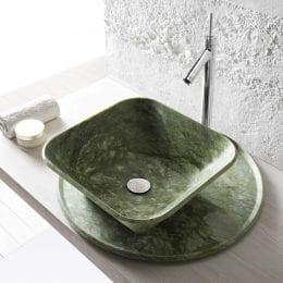 Nabhi Bowl no.6 - Verde Ming