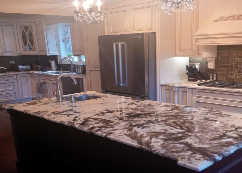 Kitchen Alpinus Marble Trend Marble Granite Tiles