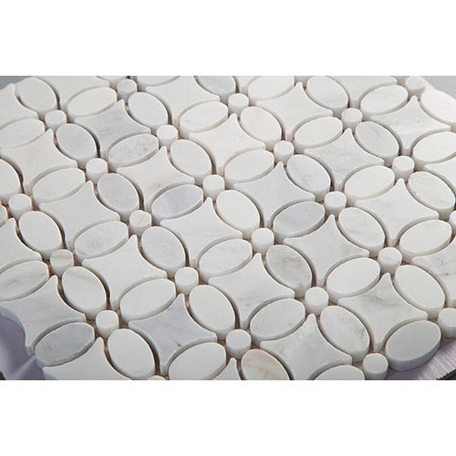 Classic Bianco Florida Flower Marble Trend Marble