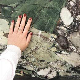 Les Quatre Saison Printemps Marble Trend Marble
