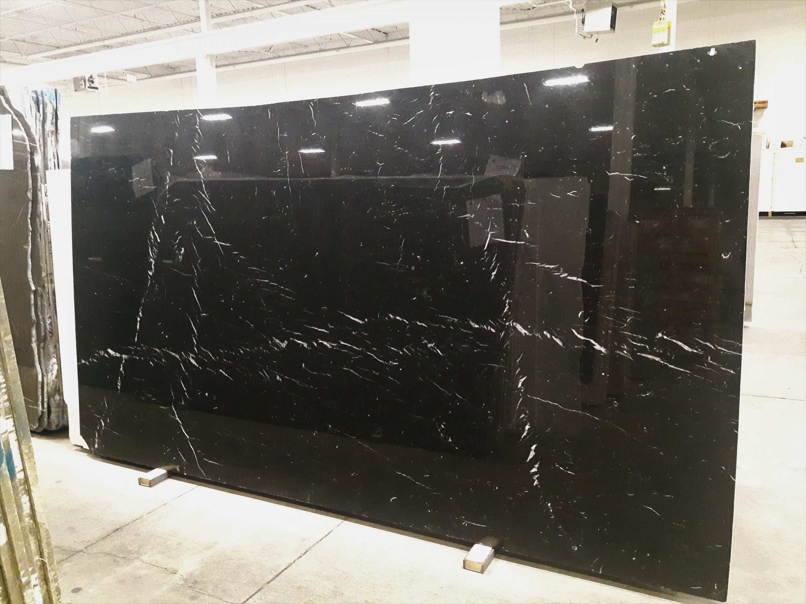 Nero Marquina Slabs Marble Trend Marble Granite