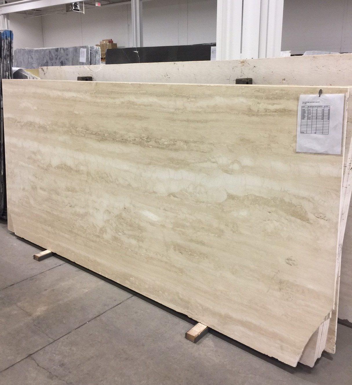 Travertine Navona Slabs Marble Trend