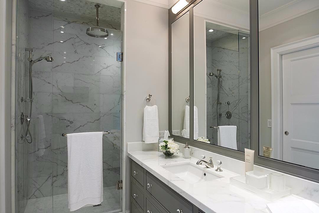 Bathroom Project Statuario Venato