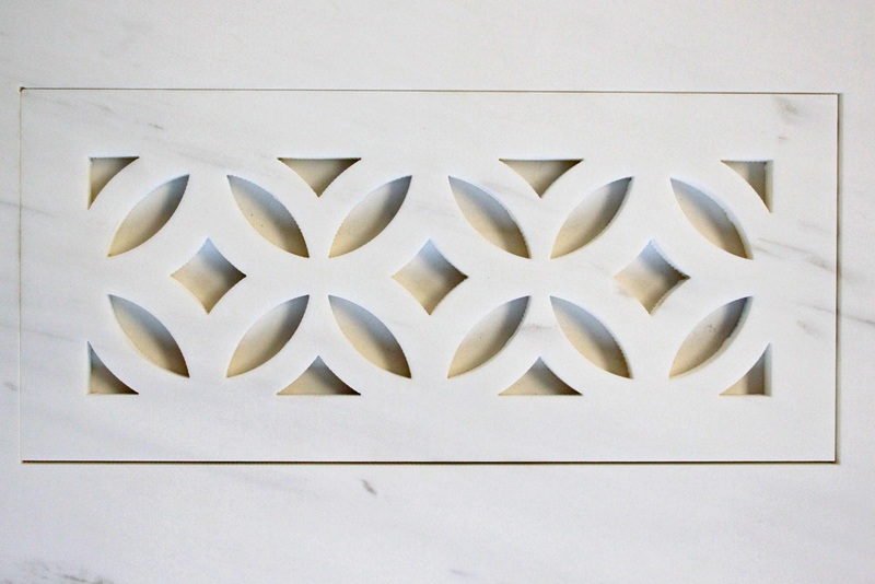 Fancy Vent Cover Marble Trend Marble Granite Tiles