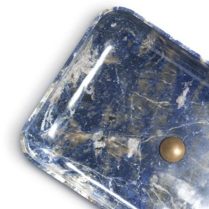 Nabhi Bowl no.9 Sodalite
