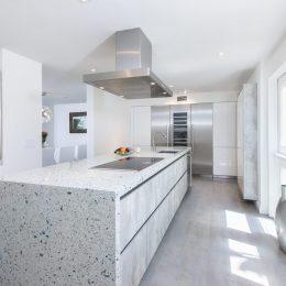 Vetrazzo Palladian Grey Marble Trend Marble Granite
