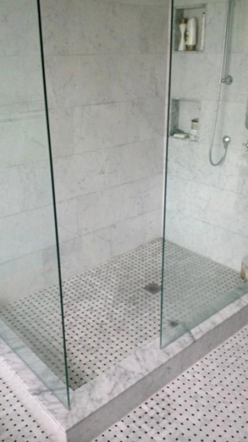 Basket Weaving Toronto : Bathroom bianco carrara marble trend granite