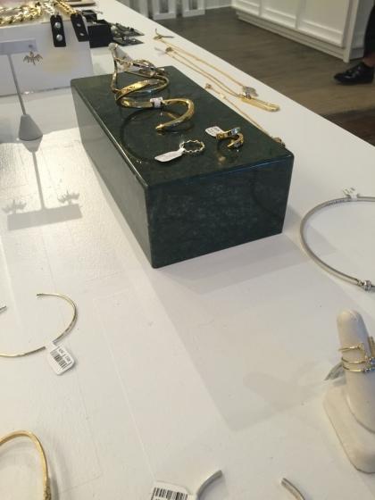 Custom Marble Jewelry Box