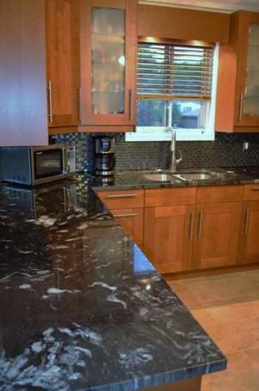 Kitchen - TItanium 3CM Polished