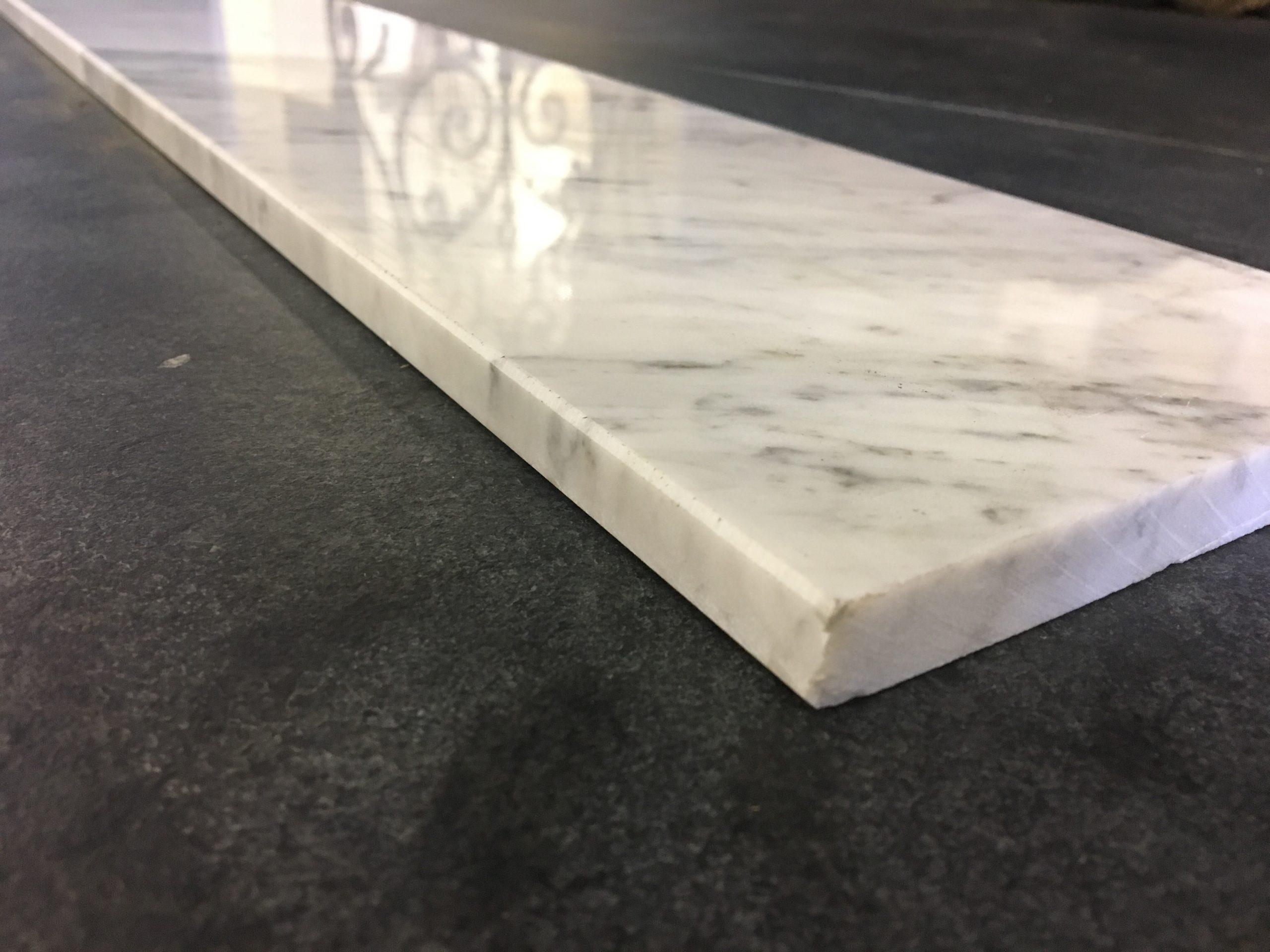 Bianco Carrara Sills | Marble Trend | Marble, Granite, Tiles