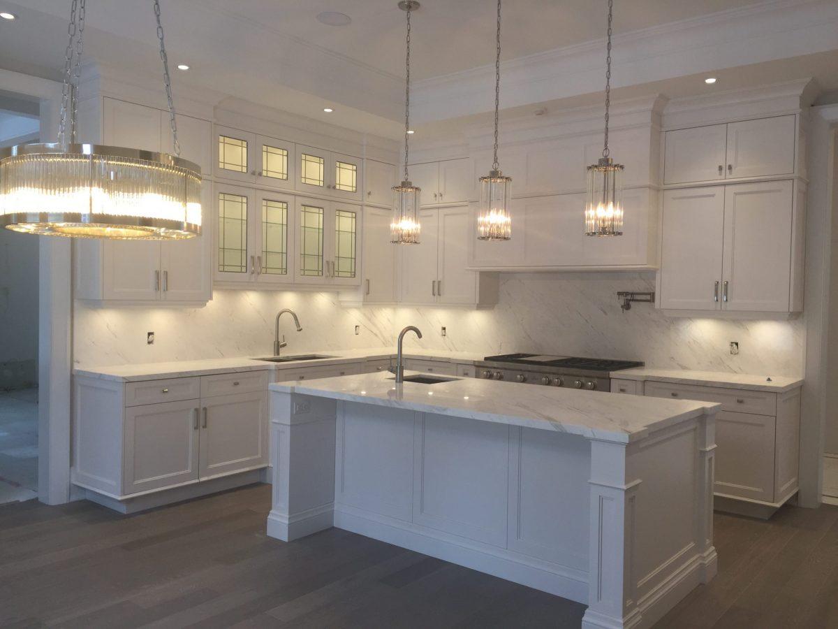 Kitchen Vienna White Marble Trend Marble Granite