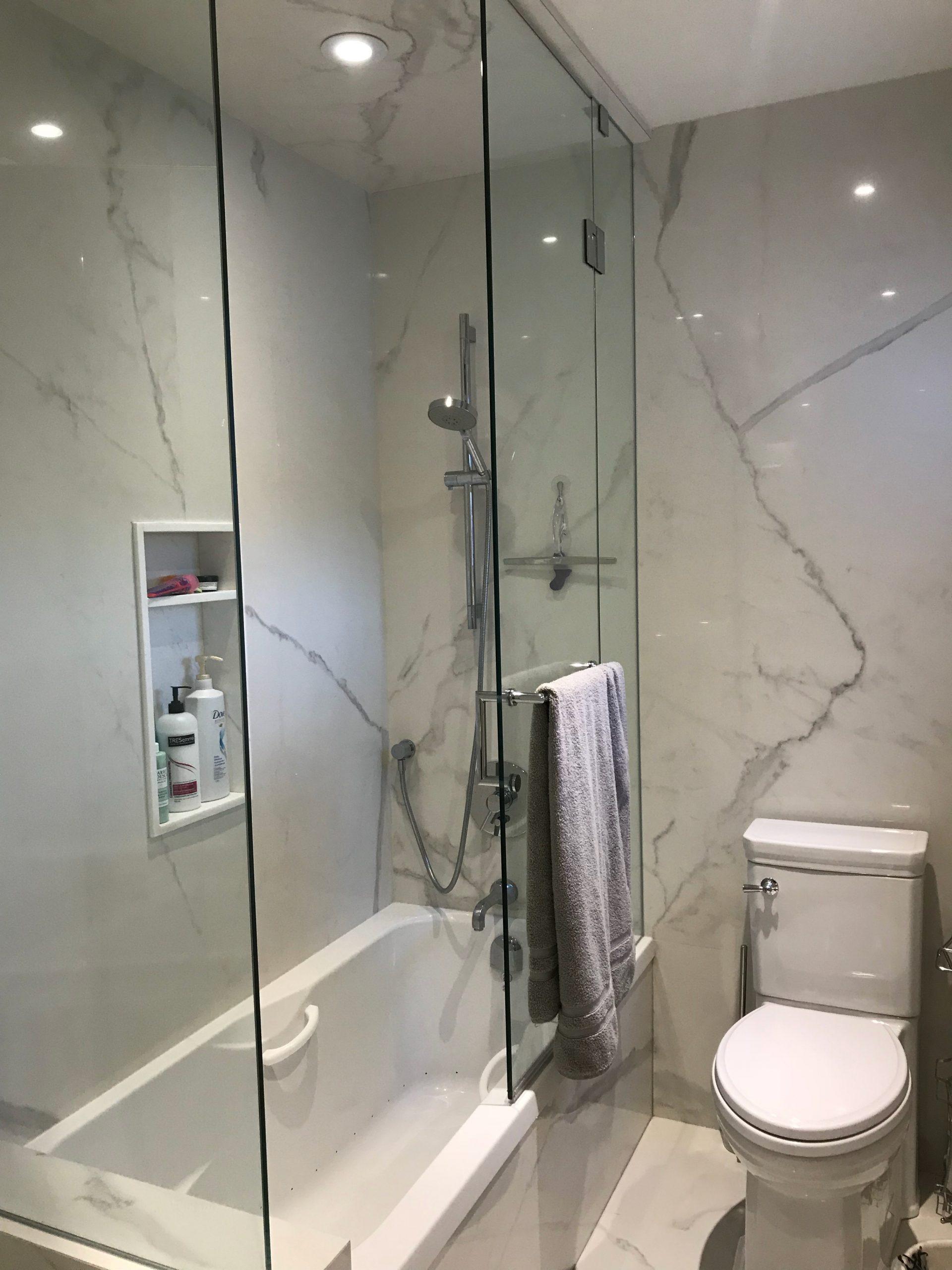 Bathroom Infinity Statuario
