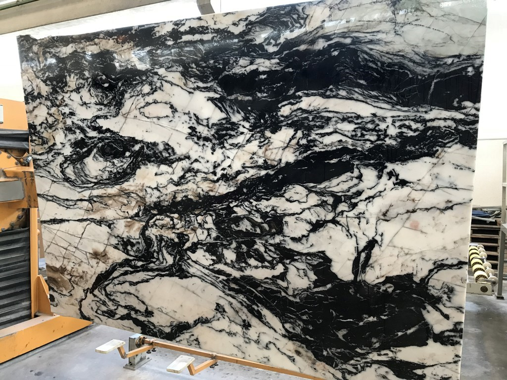 White Tiffany Slabs Marble Trend Marble Granite