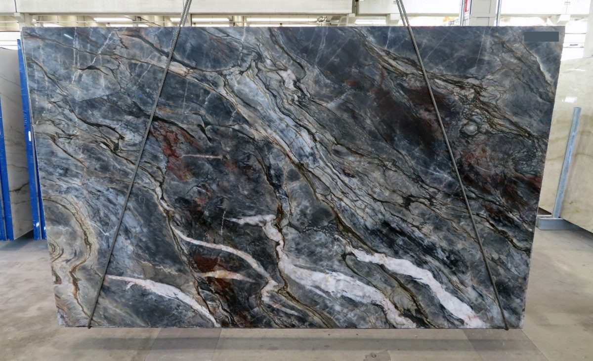 Tempest Blue Slabs Marble Trend Marble Granite Tiles