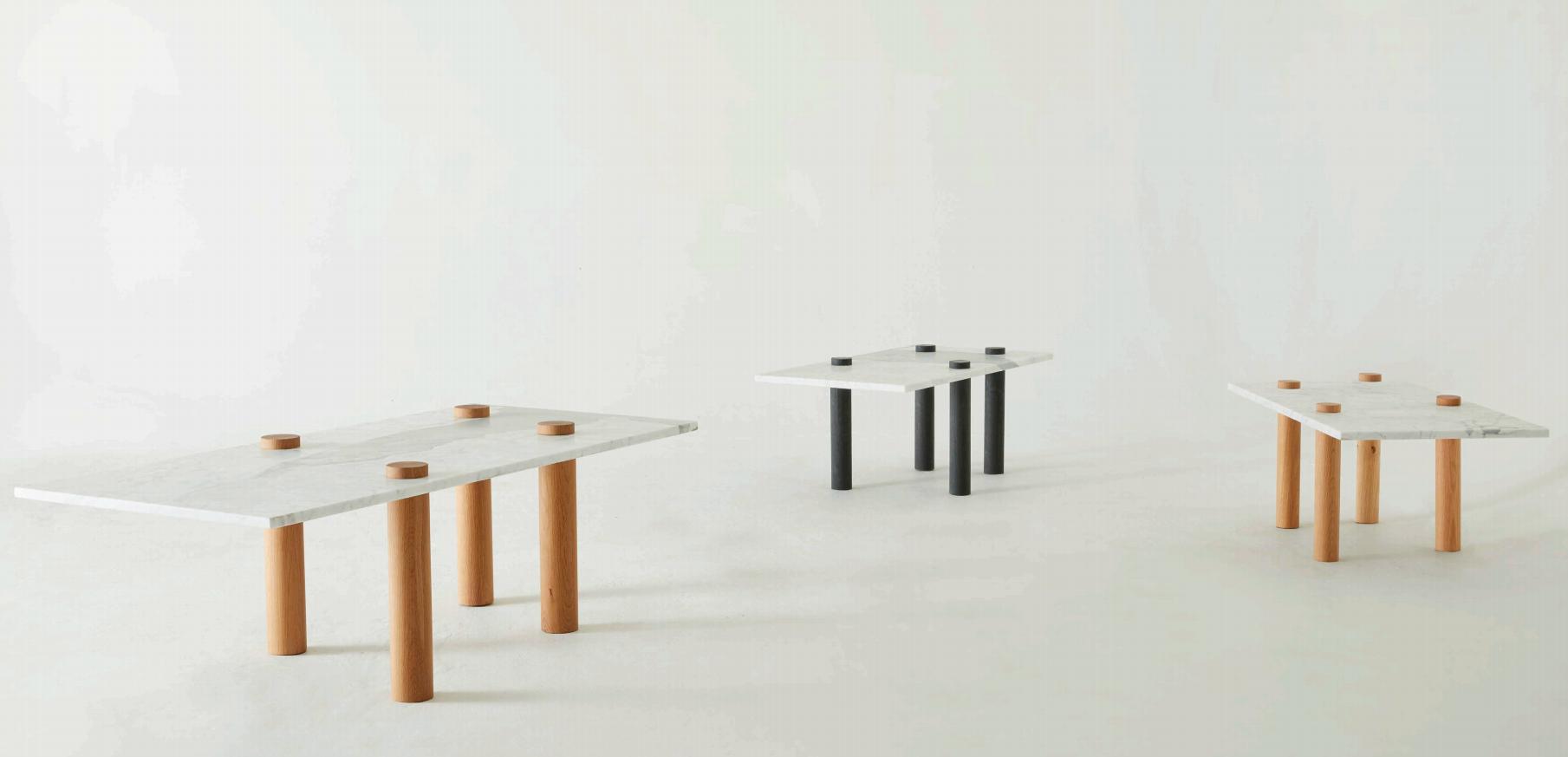 Polar Table via 2018 Hollis + Morris Catalogue