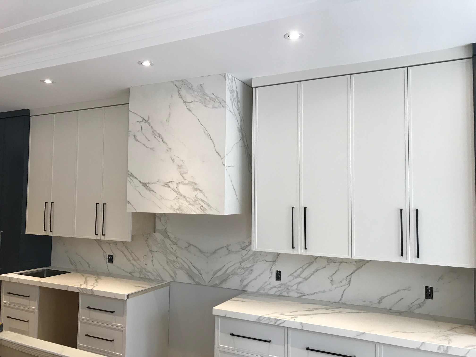 Kitchen Neolith Calacatta Marble Trend Marble