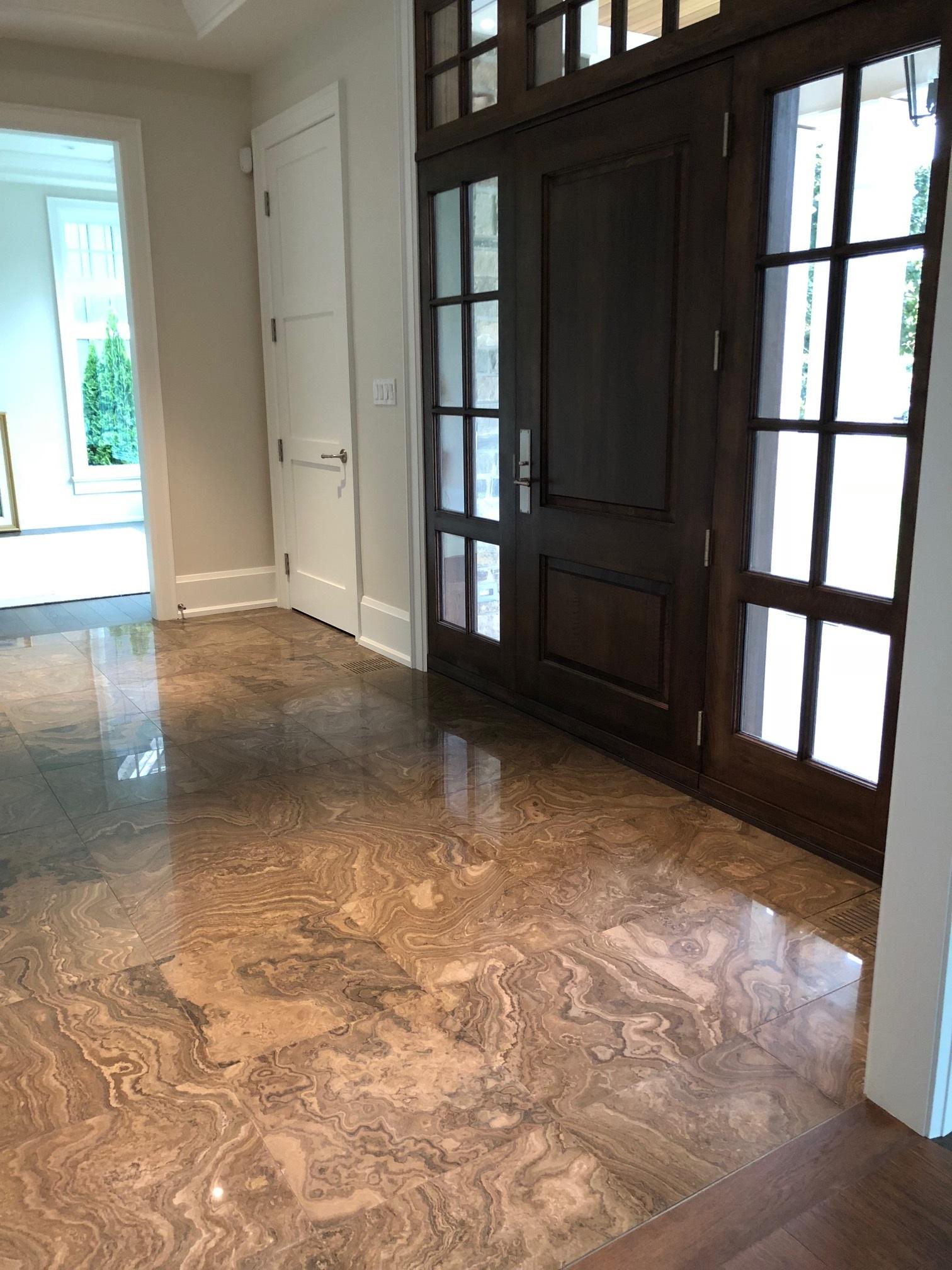 Flooring - Eramosa cross cut