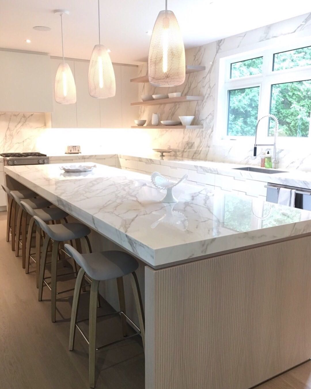 Kitchen Neolith Calacatta Marble Trend Marble Granite Tiles Toronto Ontario Marble Trend Marble Granite Tiles Toronto Ontario