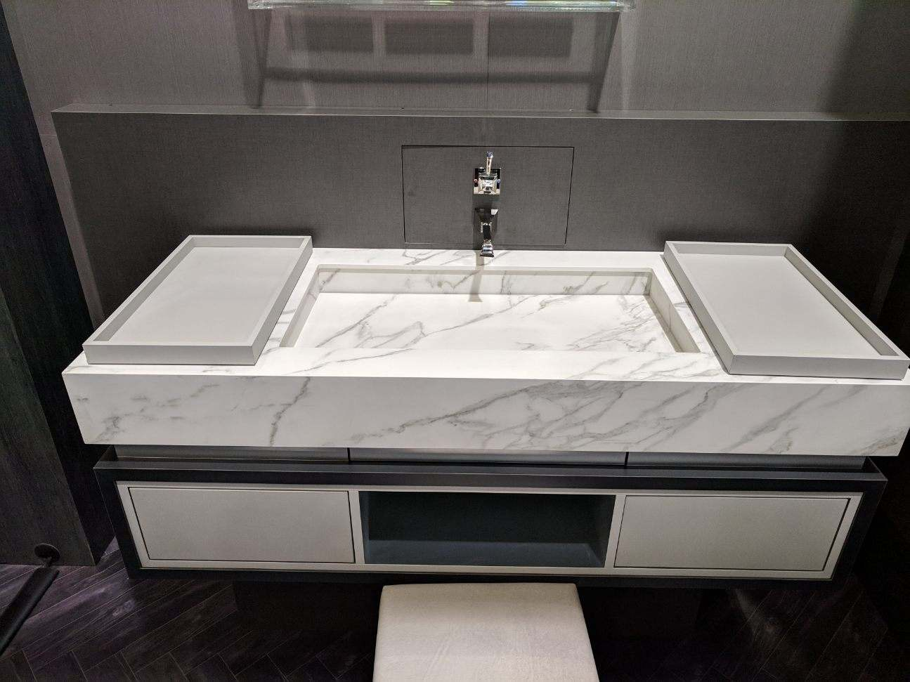KBIS Booth: Neolith Calacatta