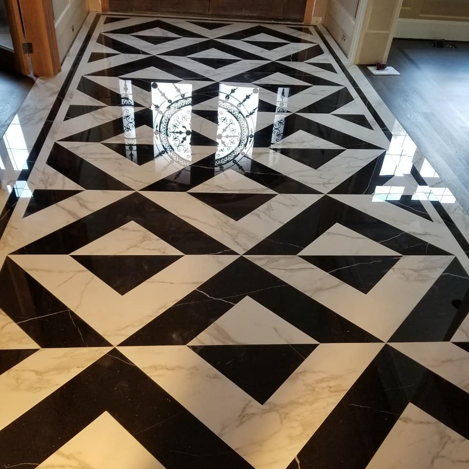 Neolith Custom Floor