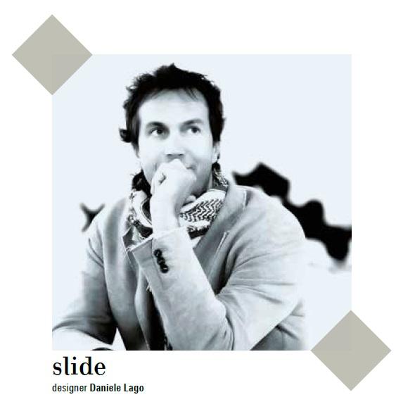Lg slide by daniele lago marble trend marble granite for Daniele lago
