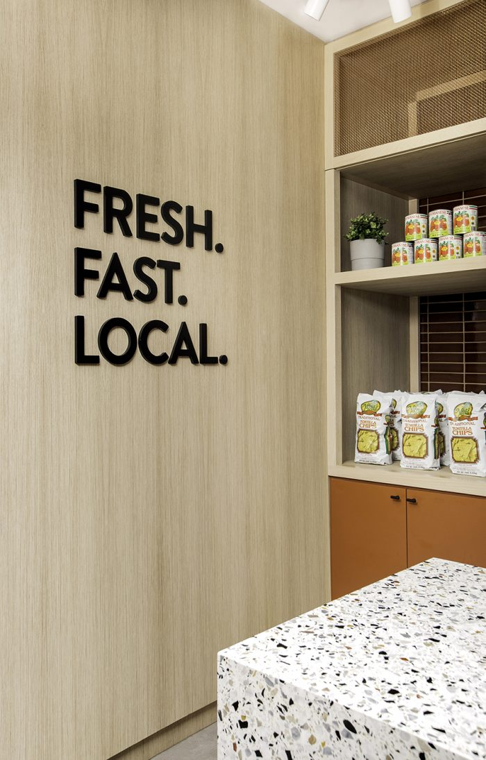 Fleets Food - Toronto, ON - ROCKYROAD13 Terrazzo