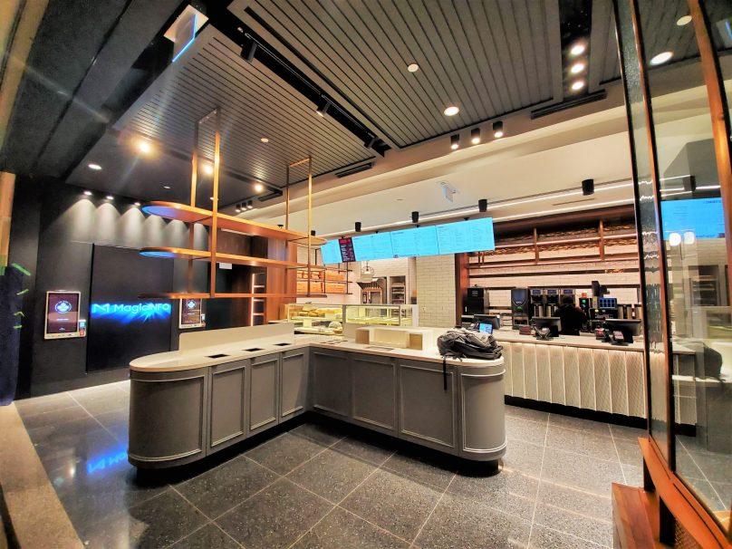Tim Hortons Innovation Cafe