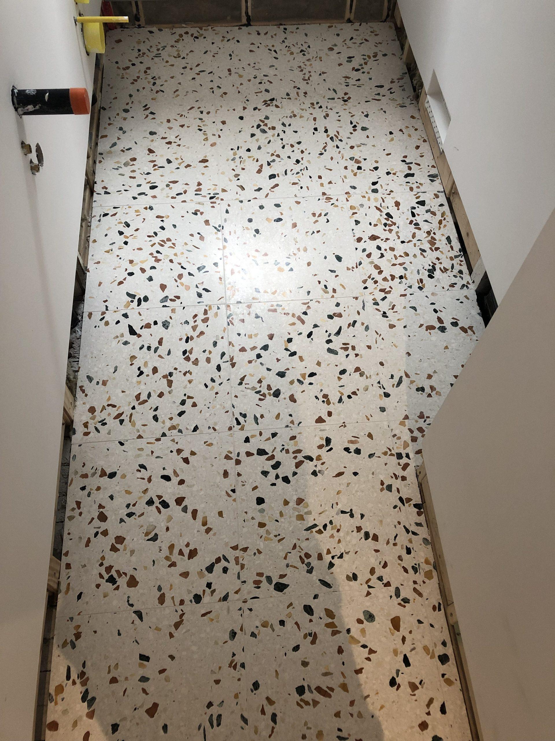 Floor: PANETTONE Terrazzo