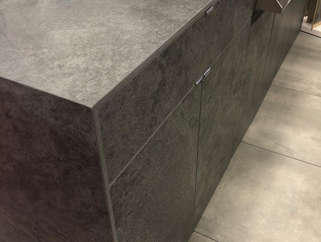 Barbecue - Neolith Iron Grey