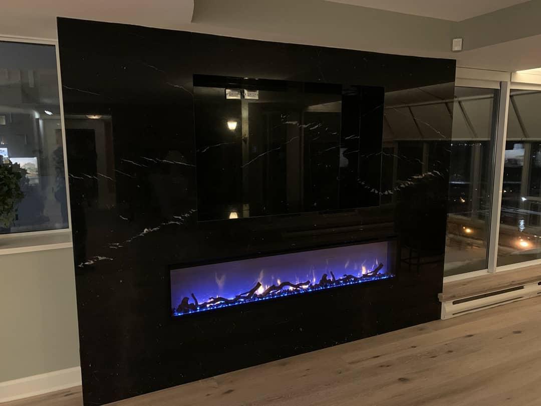 Nero Marquina Fireplace_DEA