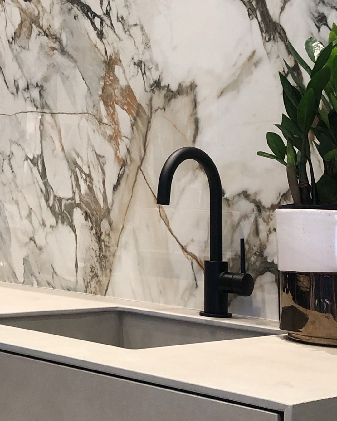 Wall - Neolith Calacatta Luxe