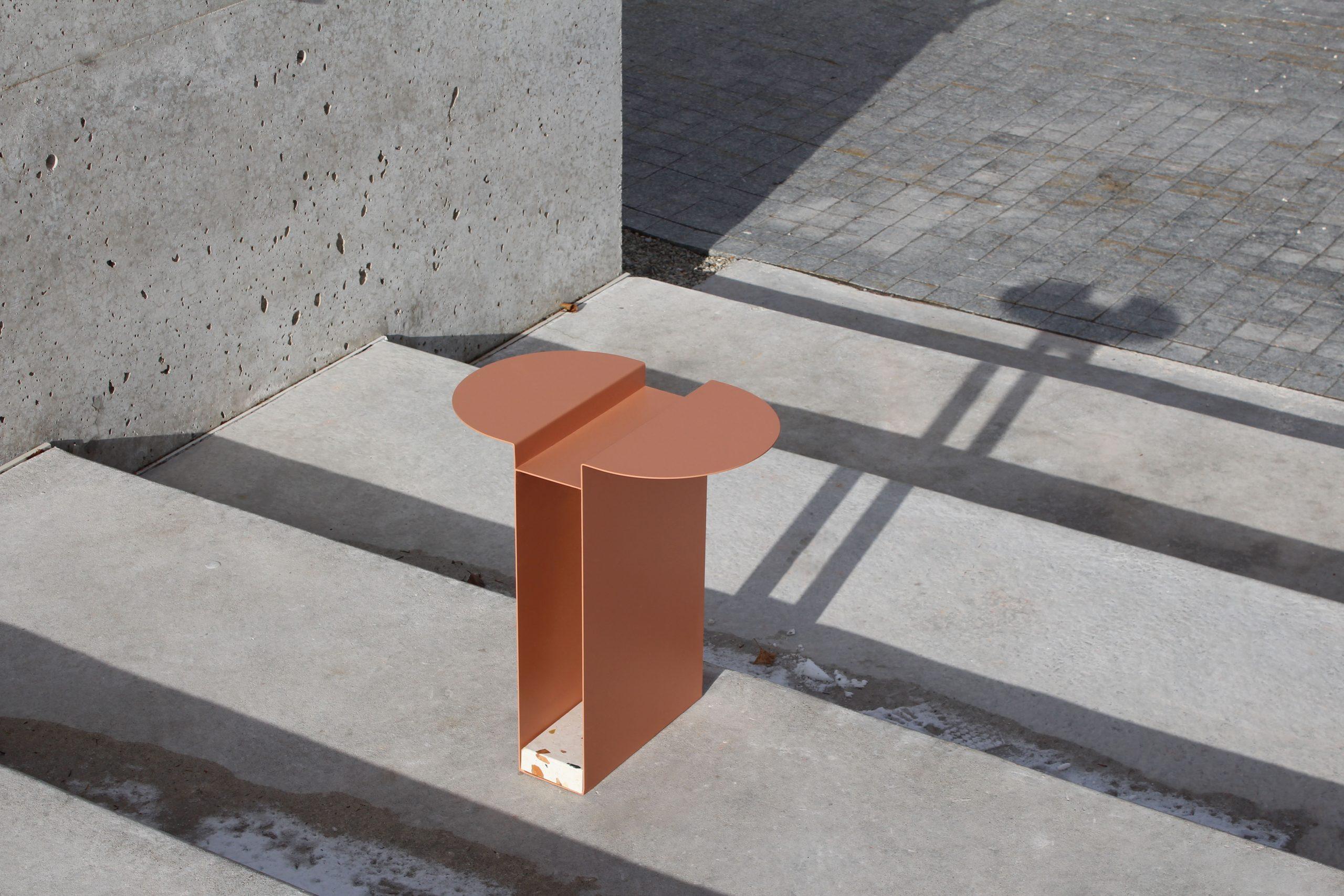 Eclipse Table - PANETTONE Terrazzo