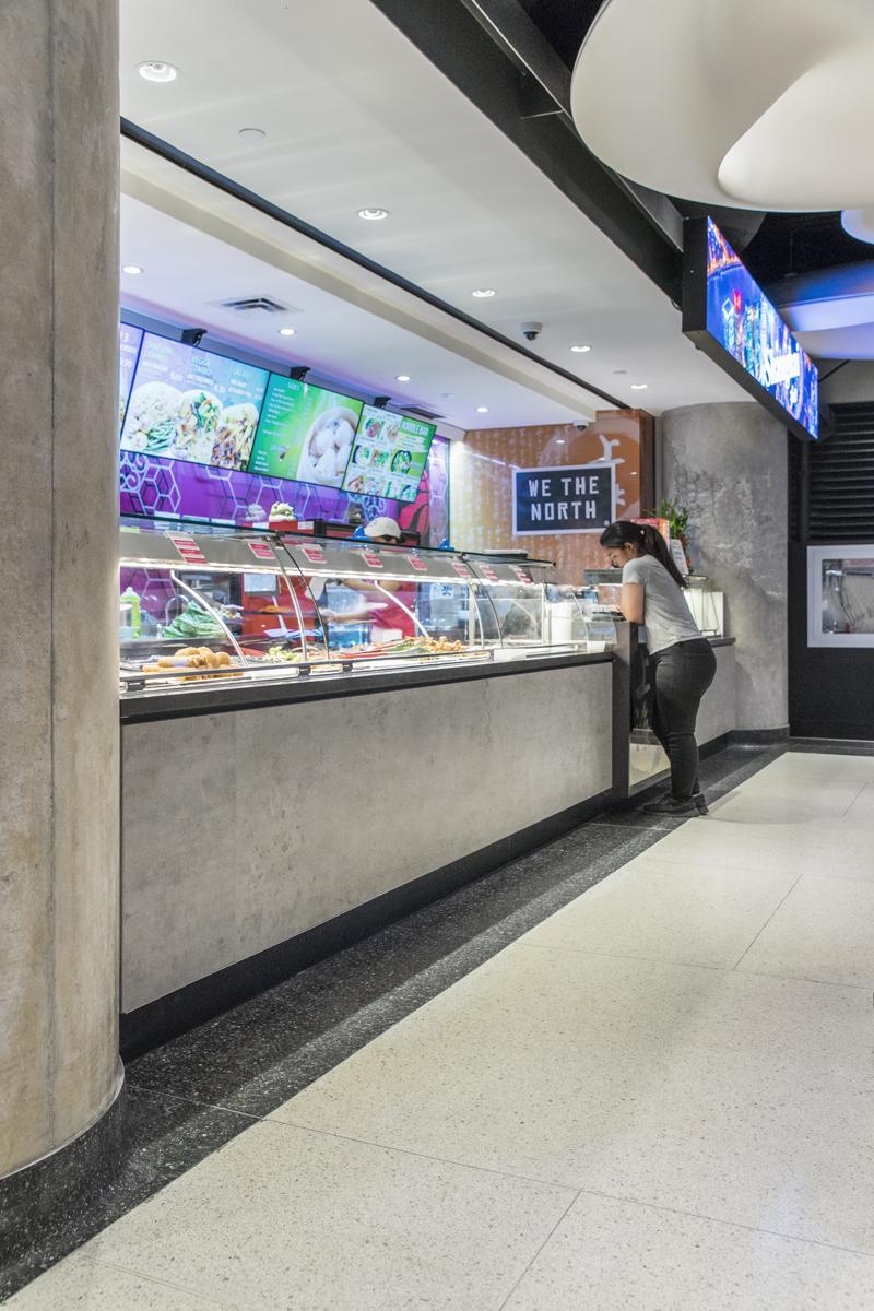 Union Station (Toronto Terminal) Food Court