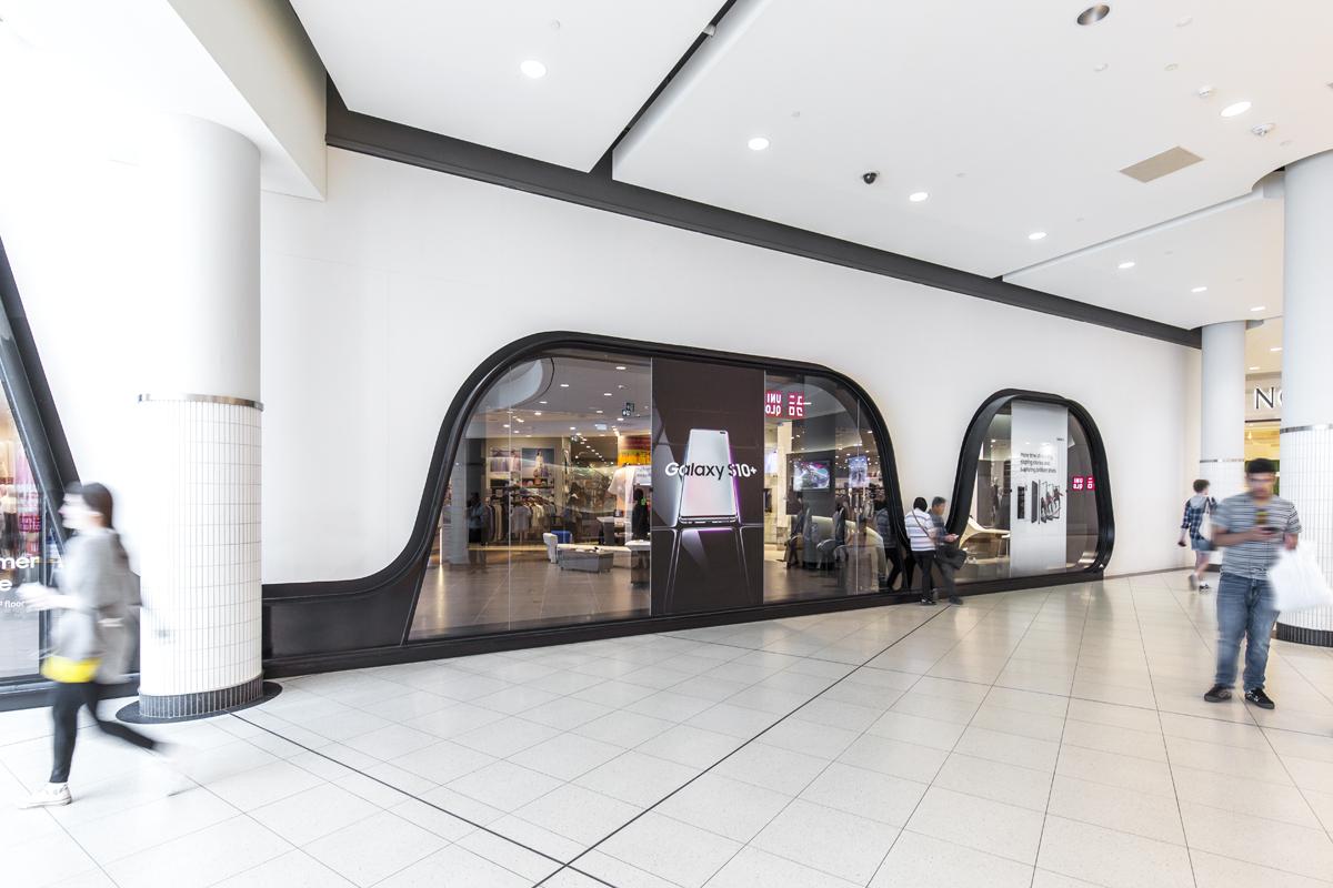 Samsung Store - Toronto Eaton Centre Mall