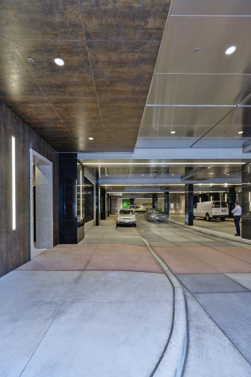Imperial Plaza Condo - Underground Garage