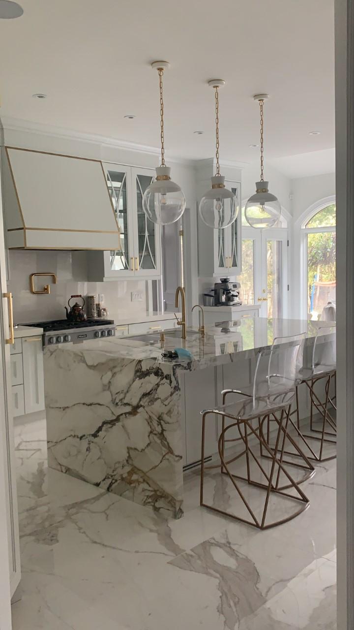 Calacatta Luxe Sintered Stone