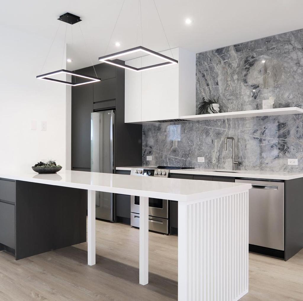 Grigio Fantastico Kitchen