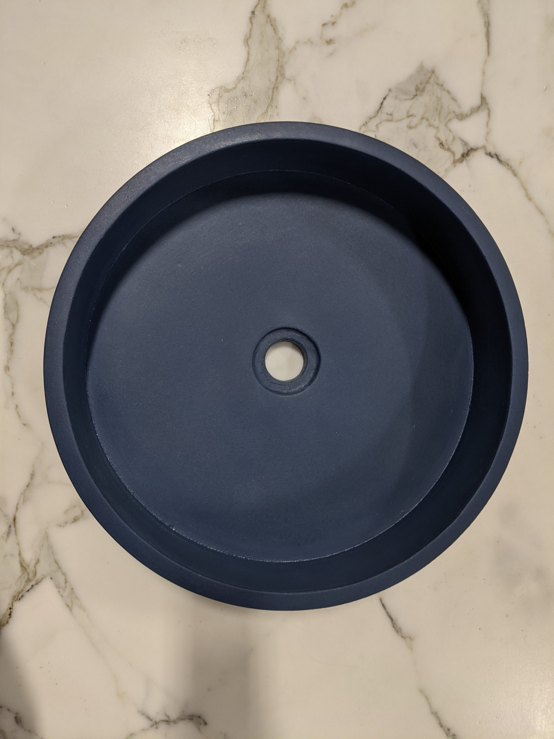 BALUX Volto in Navy Blue